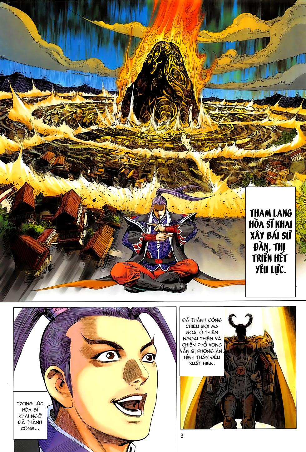 Chiến Phổ chap 19 - Trang 3