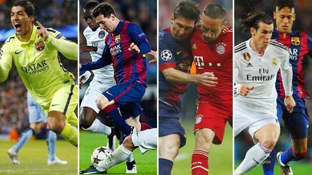 El FC Barcelona tiene la oportunidad de ganar una Champions histórica