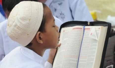 Profil : Ekskul Tahffid Al-Quran