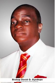 Bishop Dr. David Oyedepo