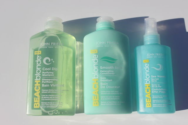 John Frieda Bleach Blonde Collection