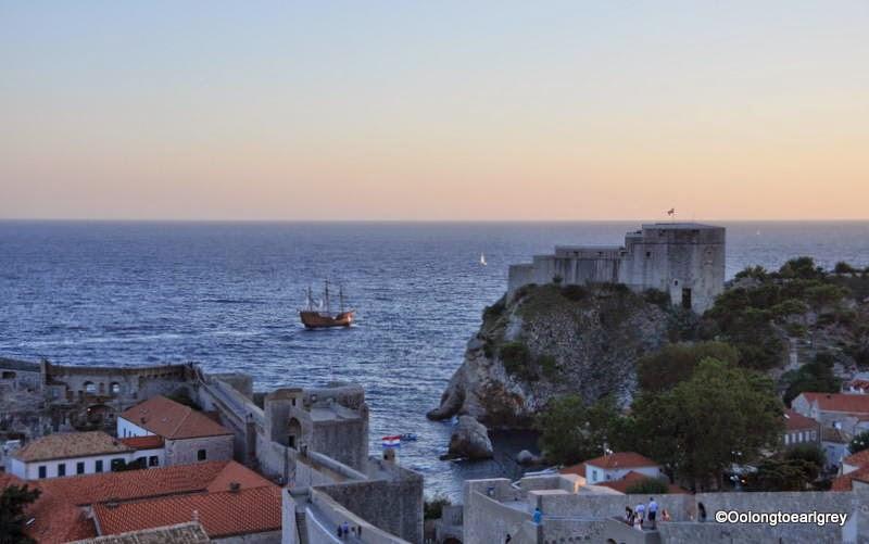 Fort Lovrijenac, St Lawrence Fortress, Dubrovnik
