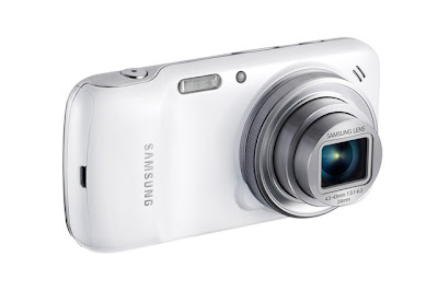 Samsung Galaxy S4 Zoom - Wireless Charging