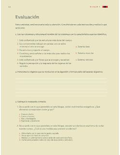 Apoyo Primaria Ciencias Naturales 3er grado Bloque I Evaluación