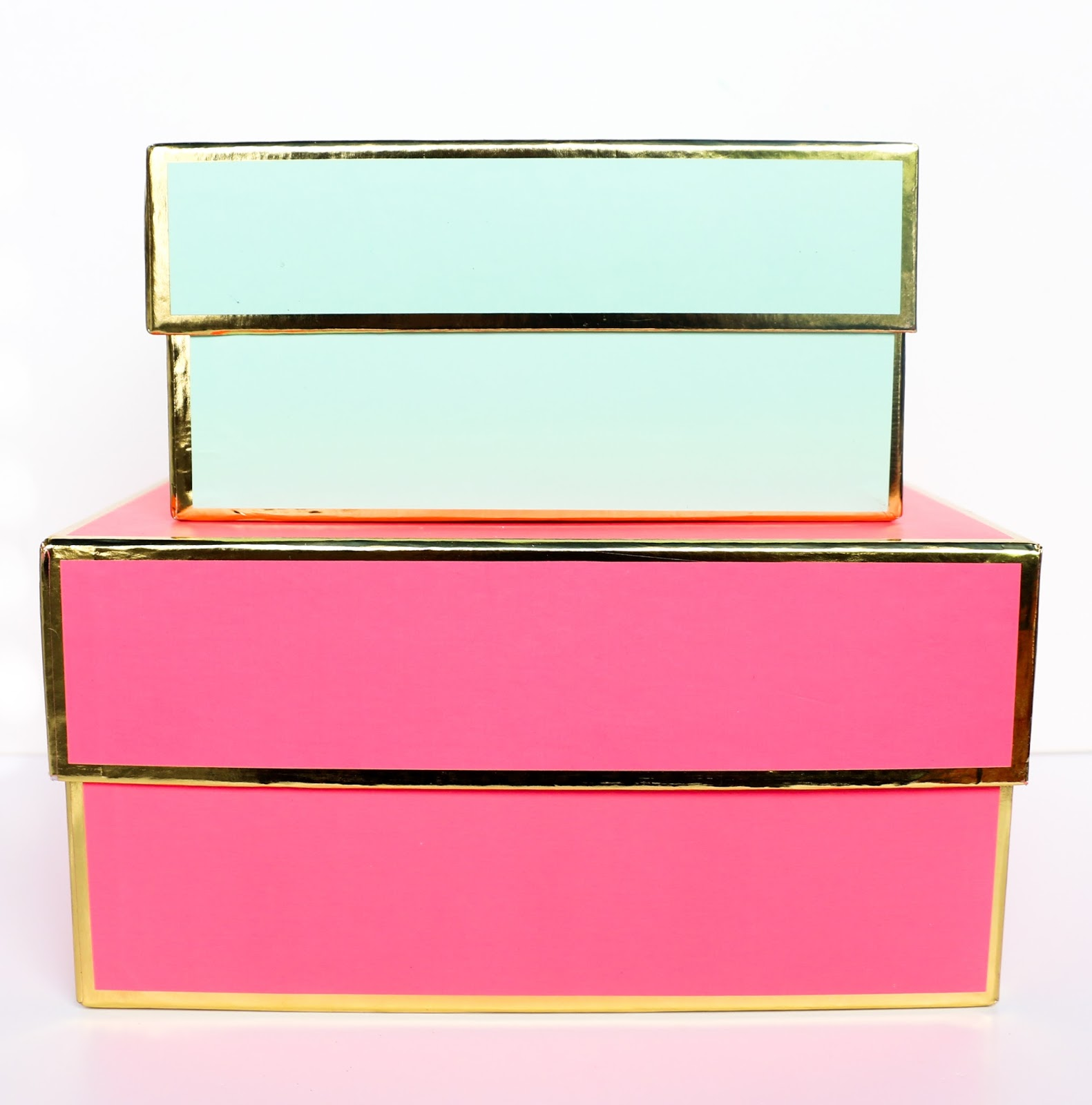 Obviously I might have a problem with storage boxes and have too many but I love them so much and the fact that they can hide all my craft supplies and ...  sc 1 st  A Kailo Chic Life & Organize It - Colorful Storage Boxes - A Kailo Chic Life