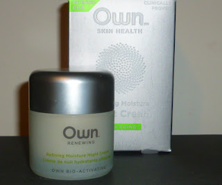 Own Refining Moisture Night Cream
