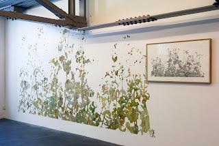 Richard Müller: Ausstellung Vebikus Wandmalerei