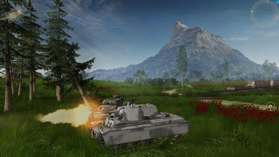 iPad Tank Game Review