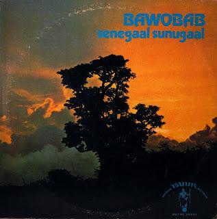 Orchestre du Bawobab - Senegaal Sunugaal,Buur Records BRLP 003, 1975