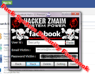 Pro Facebook Hack 2014 Premium