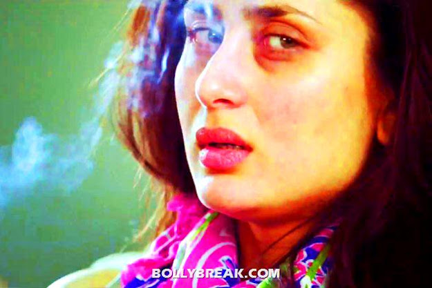 Kareena Kapoor smoking HeROINE MOVIE