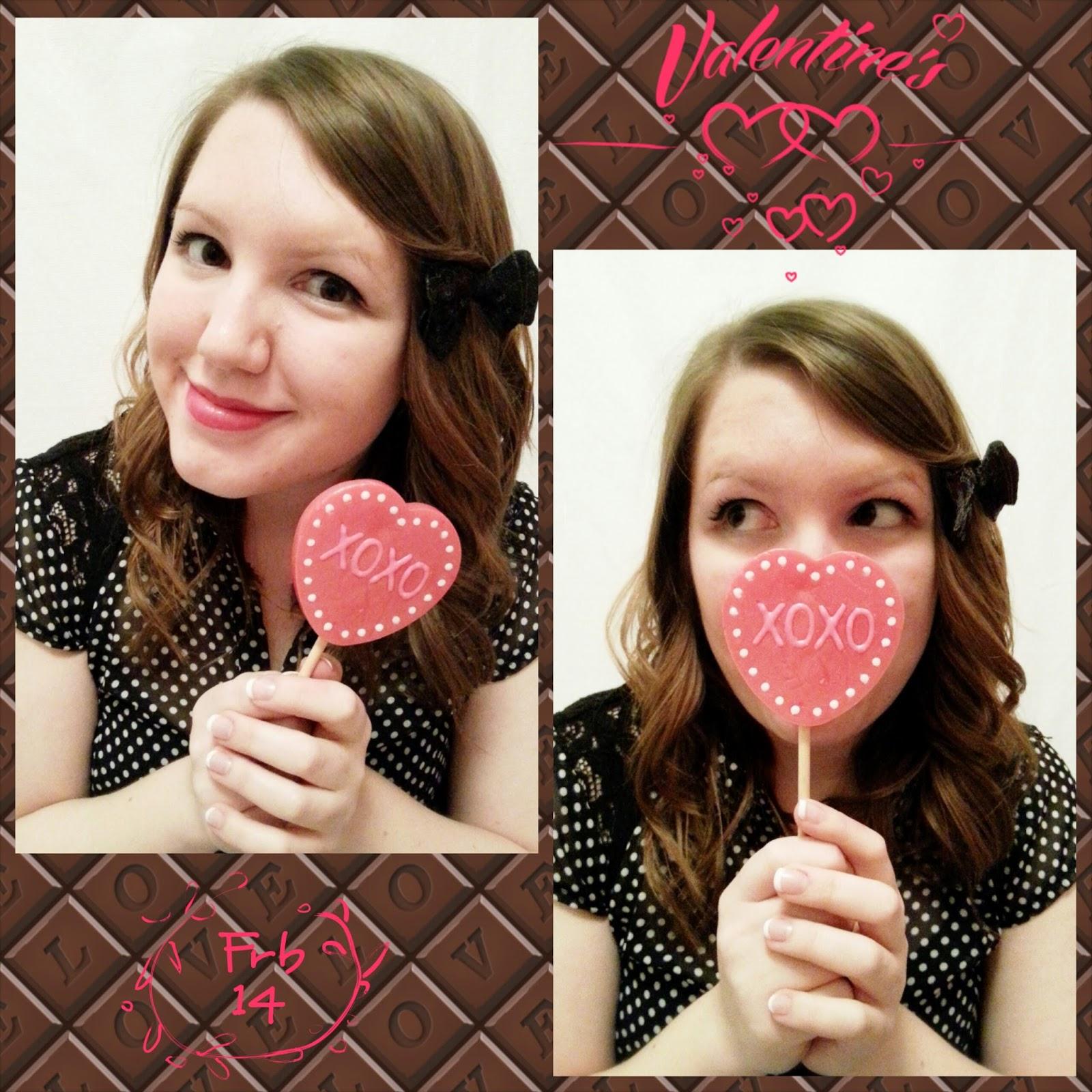 Happy Valentine's day from April Sprinkles