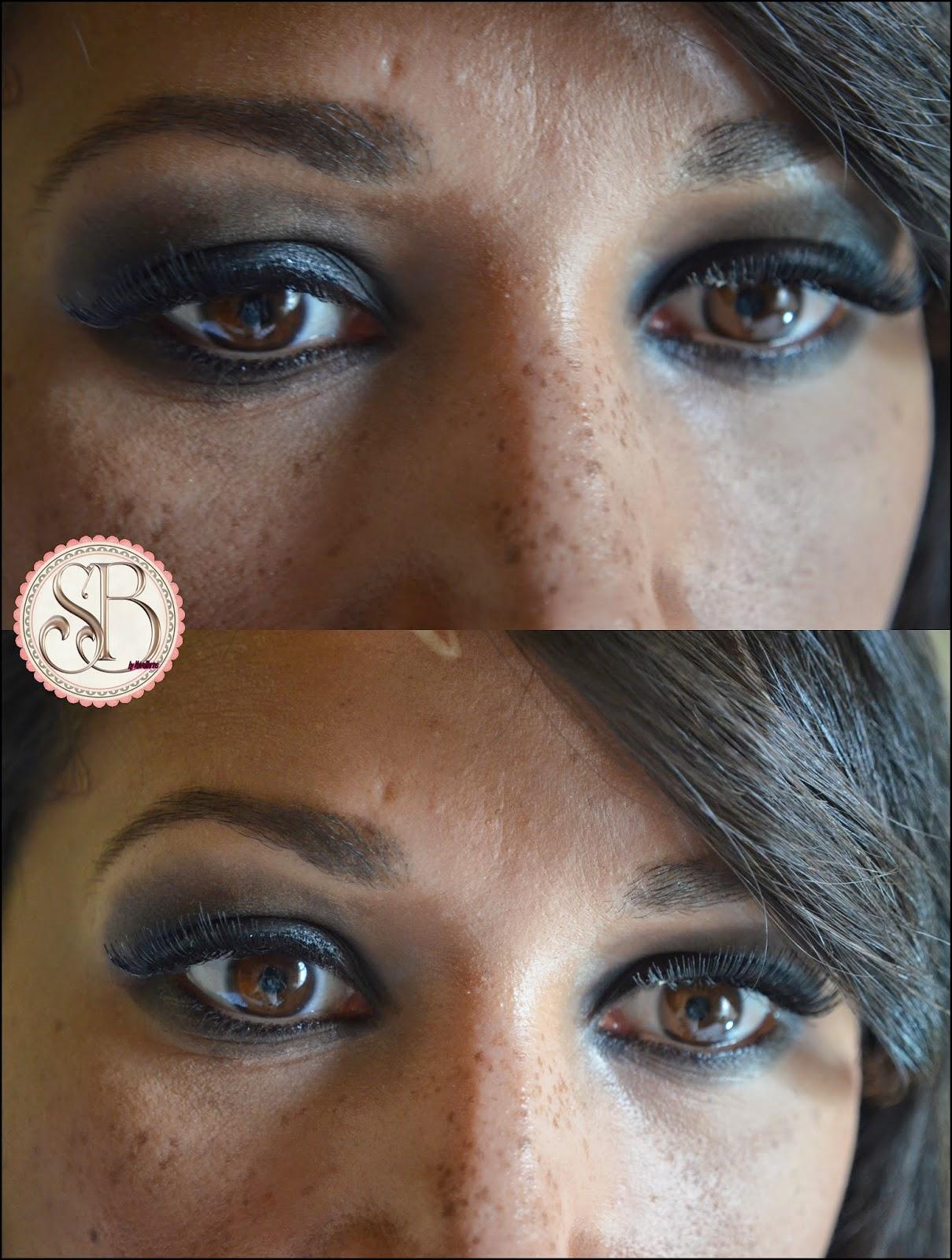 Tutorial, Vídeo, Makeup, Olho Preto, Esfumado.