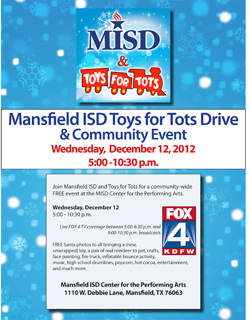 Toys For Tots Pdf : Your mansfield isd toys for tots drive and community