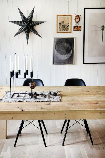 Mid-Century Design in skandinavischer Art von Anmagritt.no - Aufruf vernünftige Geschenke statt Deko-Kram zu Weihnachten
