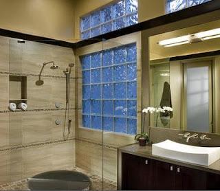 Ba os modernos lavabos ba o for Banos 2 lavabos
