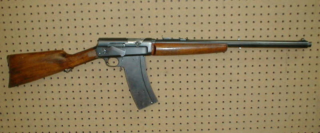 Remington Model 8 Rifle