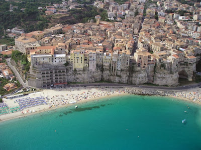 Tropea seen from above