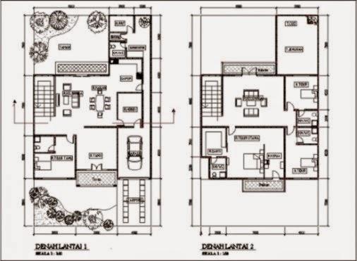 design rumah minimalis 2 lantai design rumah minimalis