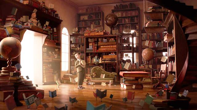 Τα Φανταστικά Ιπτάμενα Βιβλία του κου Μόρις Λέσμορ (2011)