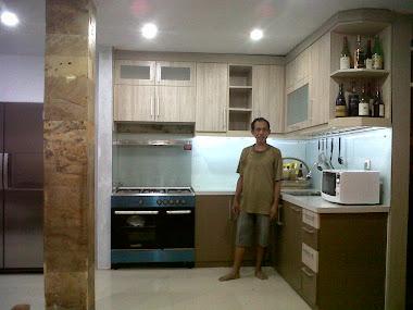 Kitchen set kelapa Gading