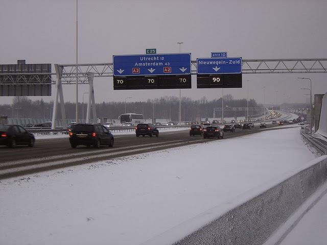 Autostrada Olanda