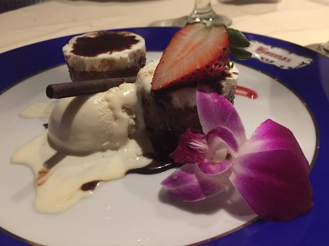 houma house dessert