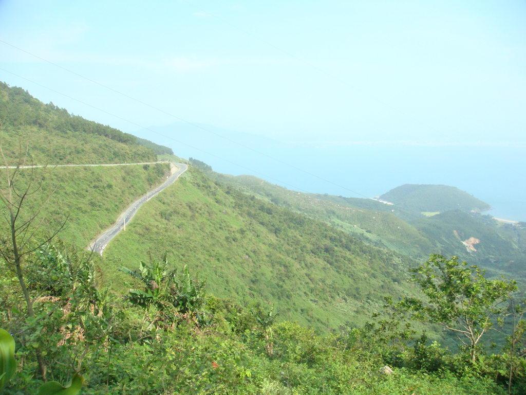Đèo Hải Vân, Huế