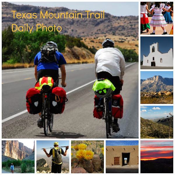 Texas Mountain Trail Daily Photo