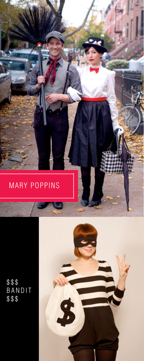 Halloween Week | Easy Costumes |  via colourfulcarla.com