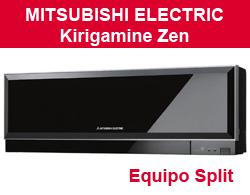 Split Mitsubishi Electric Kirigamine Zen