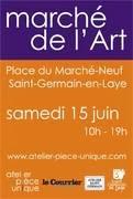 MARCHE D'ART DE ST GERMAIN EN LAYE (78)