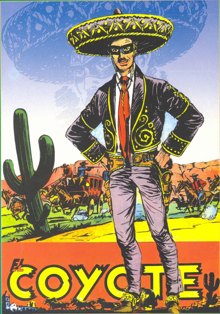 El Coyote Integral y otras obras de José Mallorquí - EAGZA