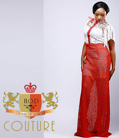 HOUSE OF DORCAS COUTURE