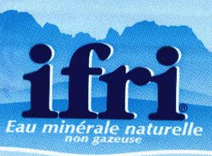 معلومات عامة عن شركة المياه المعدنية ايفري Ifri الجزائرية
