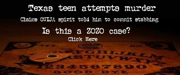Texas Ouija Spirit Zozo?