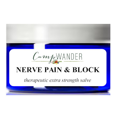 Highlighted CW Oil and Salve - Nerve Pain & Block