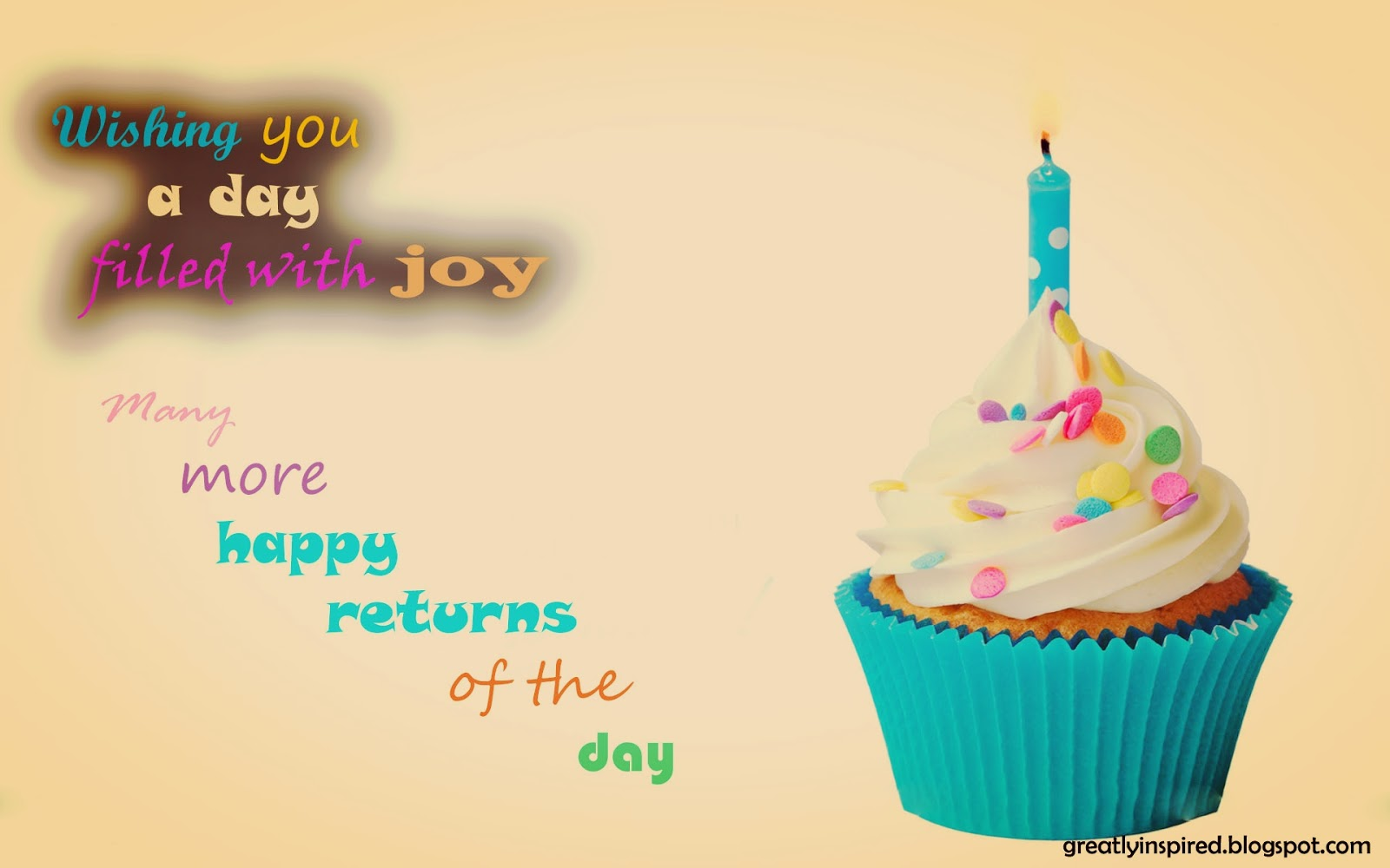 Best And Awesome Birthday Wishes HD GreatlyInspired
