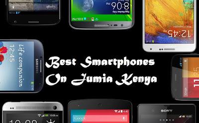 Best smartphones on Jumia Kenya
