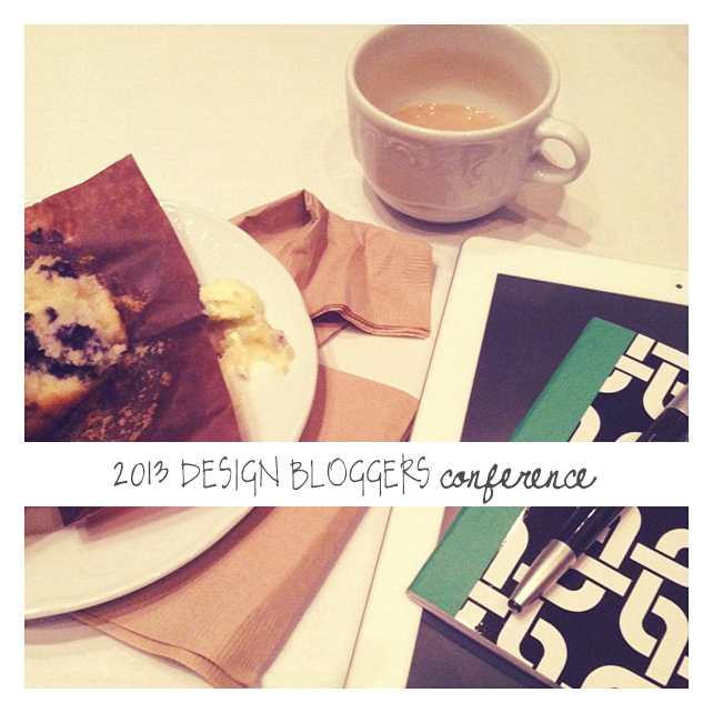 2013 Design Bloggers Conference Recap by Lesley Myrick