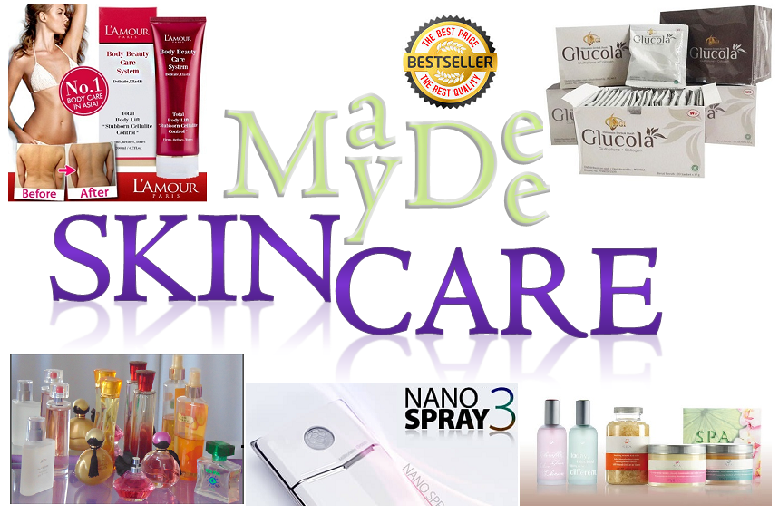 MayDee Skin Care Surabaya - Agen an Penjualan Kosmetik Asli Perawatan Kulit Tubuh Pria dan Kecantikan Wajah Wanita Kualitas Internasional