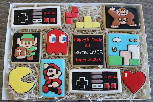 nintendo 30th birthday gift
