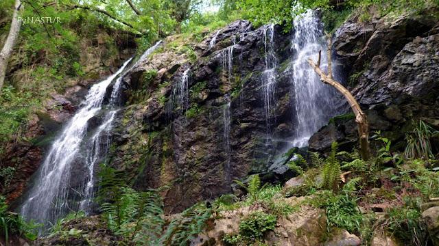Cascadas del Guanga Asturias