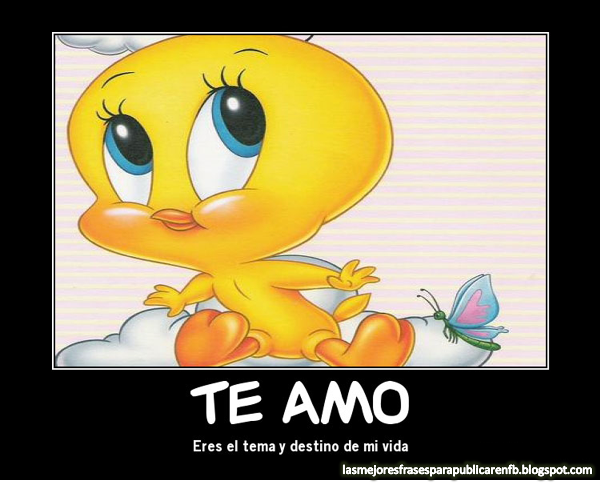 Frases De Amor: Te Amo Eres El Tema Y Destino De Mi Vida