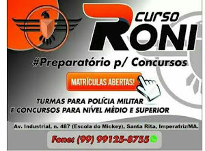 Curso do Roni