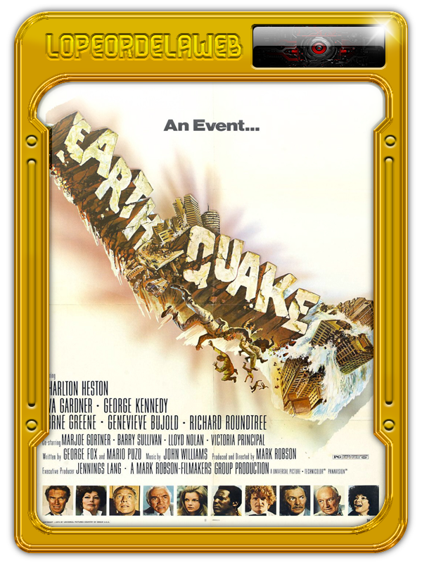 Earthquake | Terremoto (1974) BrRip-720p-Dual-Mega