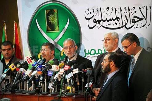 Geopolítica y la Hermandad Musulmana en Egipto