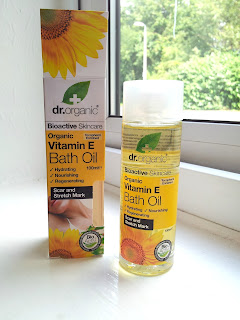 Dr. Organic, Bath Oil, Stretch Mark Oil