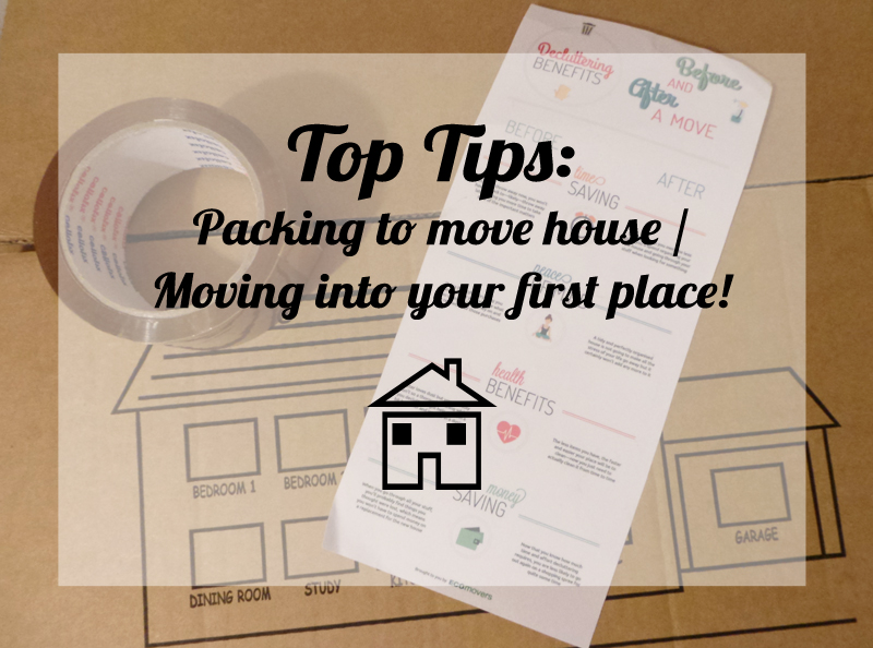 lauras all made up uk beauty fashion lifestyle blog top tips for packing to move house. Black Bedroom Furniture Sets. Home Design Ideas