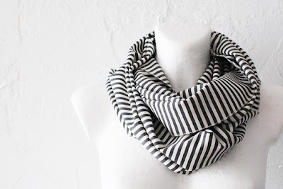 Black and White Stripe Love